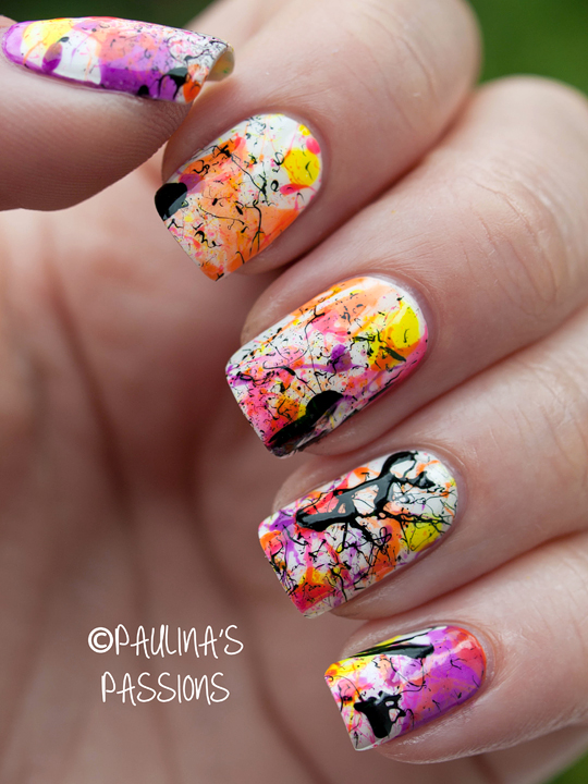 nails-artistic design