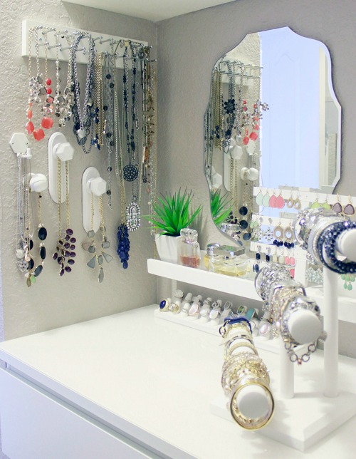 Master Closet Necklaces