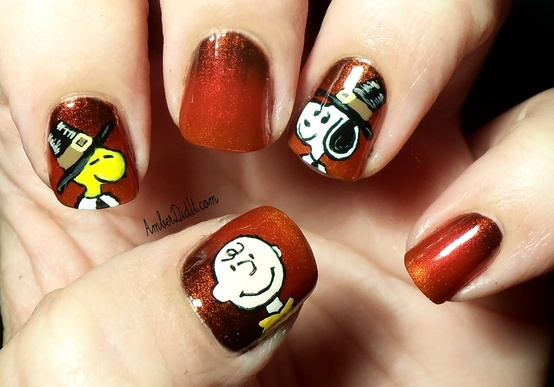 Thanksgiving-fall-autumn-nail-art-83