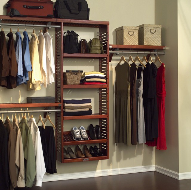 Smart Space Saving Ideas Minimalist Closet Organizers Design