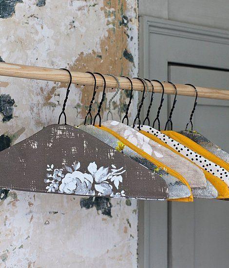 decorated hangers