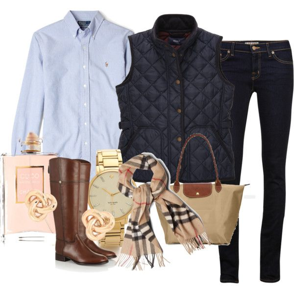 Warm and Cozy Polyvore Outfits To Wear This Fall