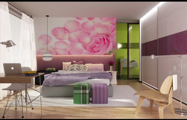 feminine bedroom14
