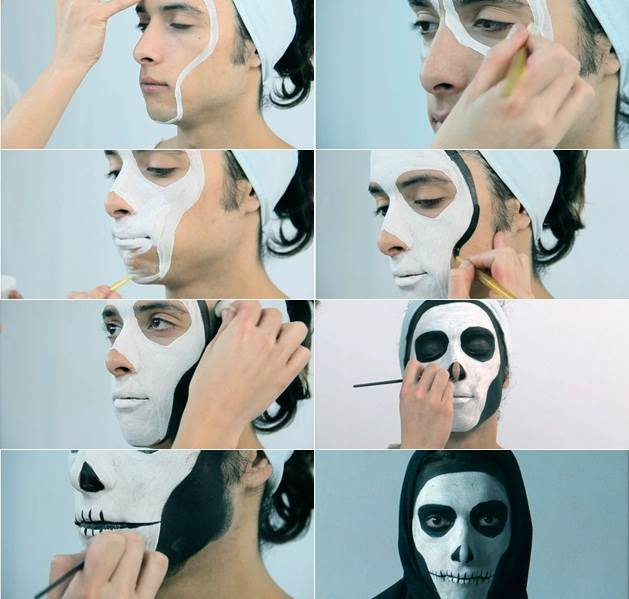 halloween makeup3