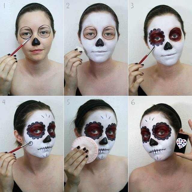 Horrifying Makeup Tutorials to Take Your Halloween Costume to the Next Level