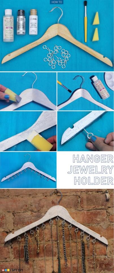 hangerj ewerly holder