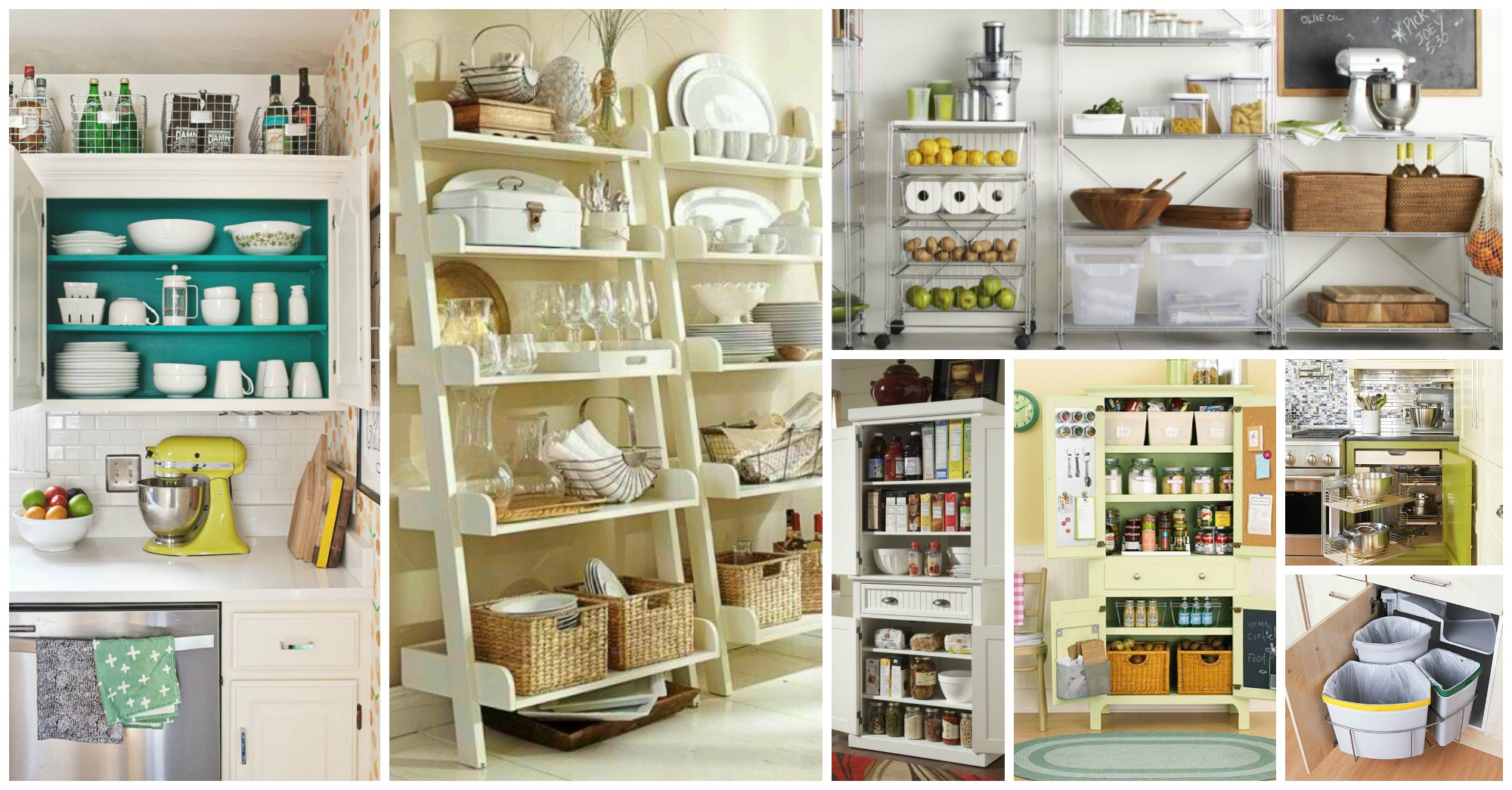 20 Space Saving Kitchen Ideas That Will Blow Your Mind