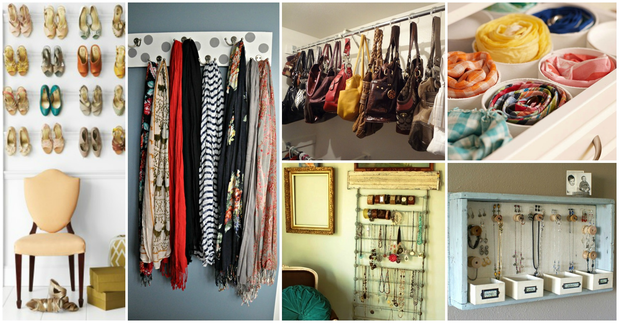 25 Seriously Life-Changing Storage Ideas Every Woman Should Know