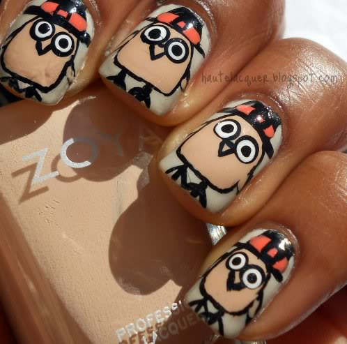 21 Cute Thanksgiving Nail Designs You Should Definitely See