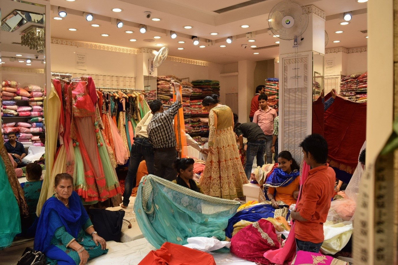Tips to Find the Perfect Bridal Lehenga in Chandni Chowk
