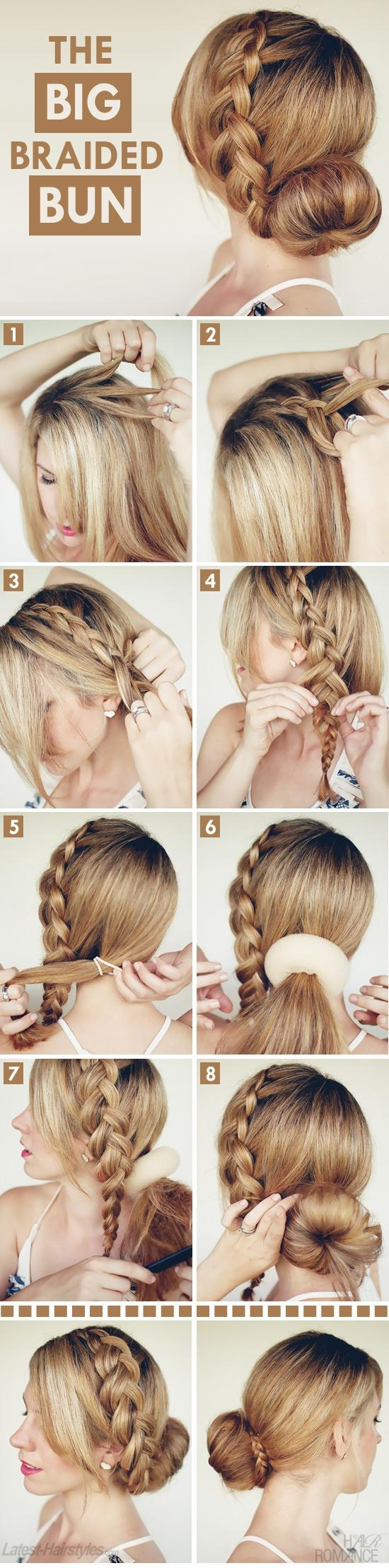 5 Step by Step Hair Tutorials You Can Do for the Holidays