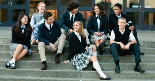 School Uniforms Header 1