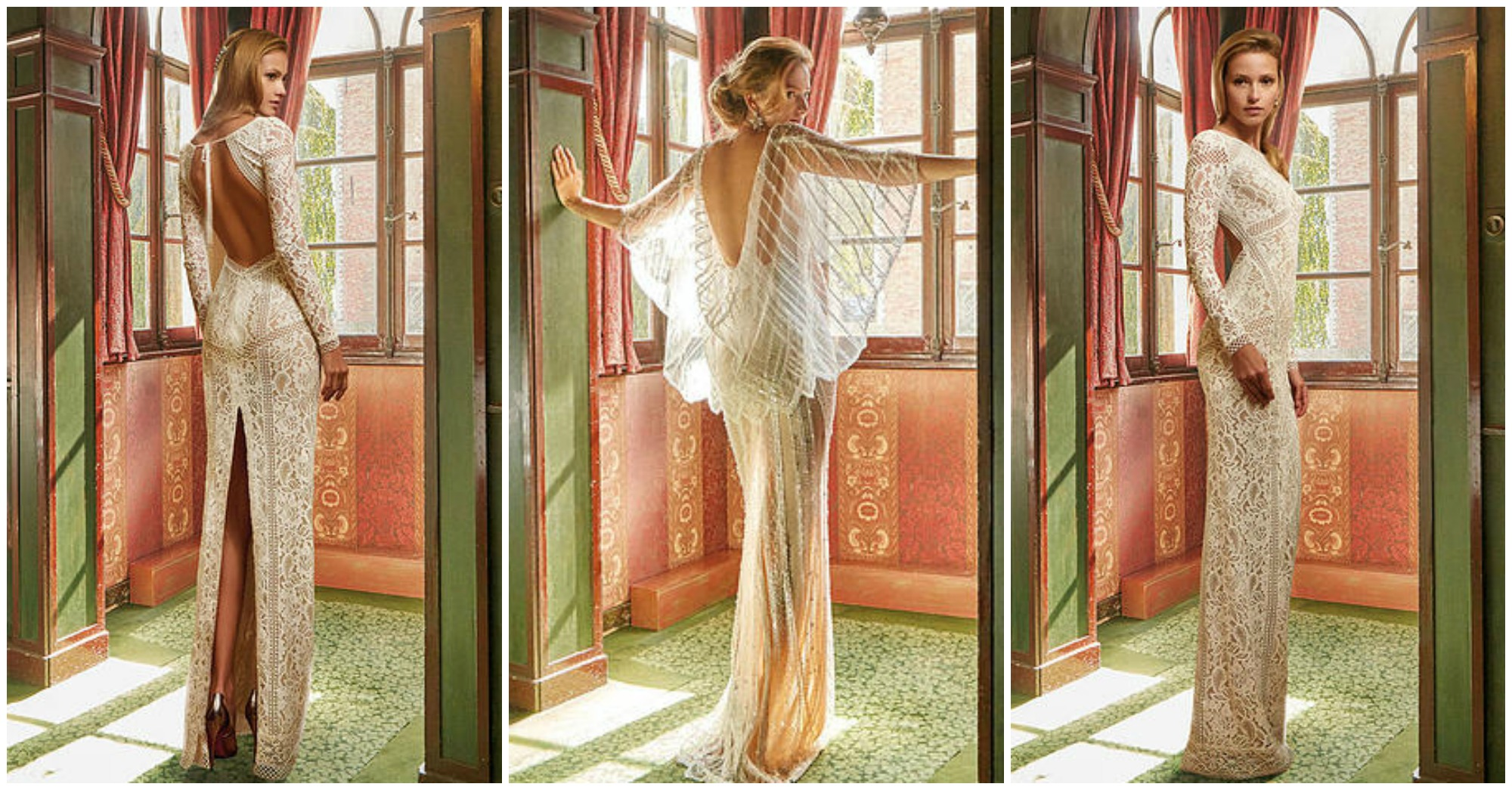 Timeless S/S 2016 Wedding Dress Collection by Solo Merav