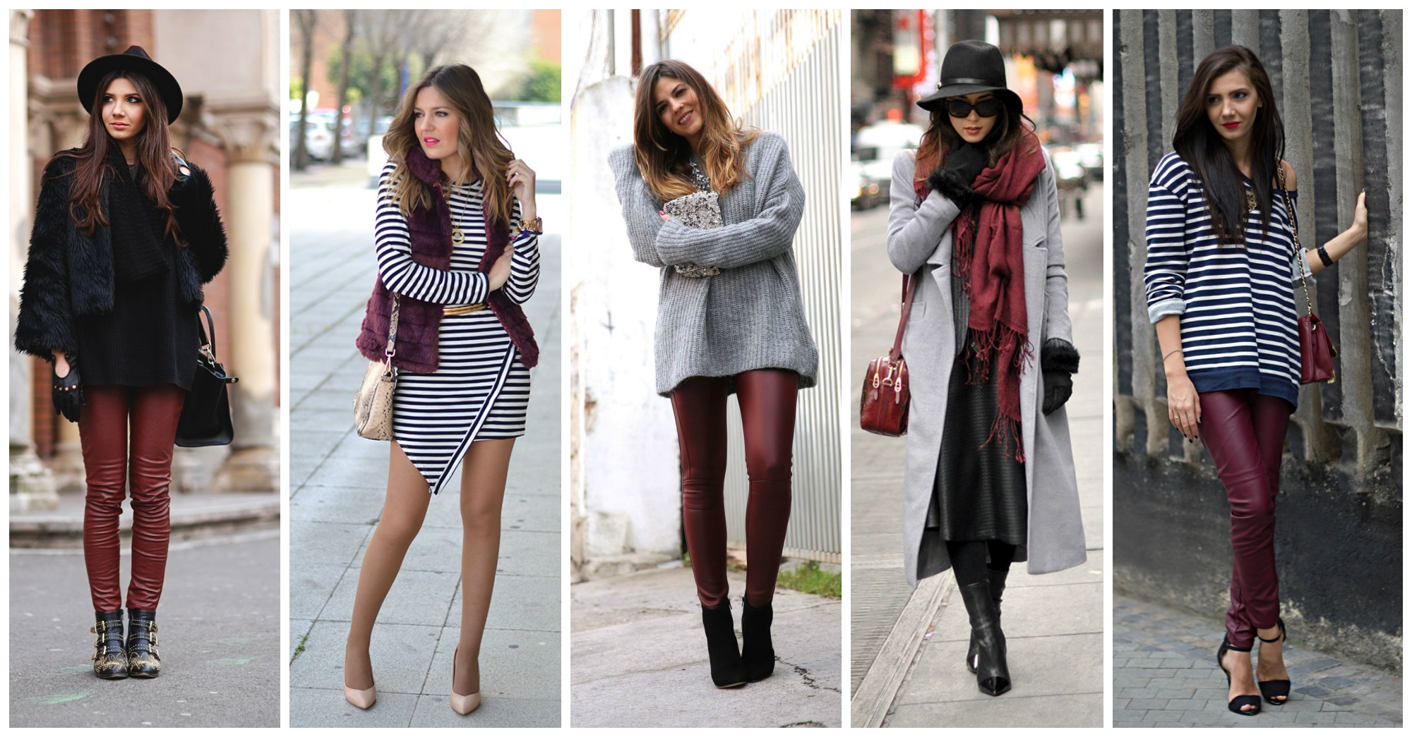 27 Outstanding Ways to Style Burgundy This Season