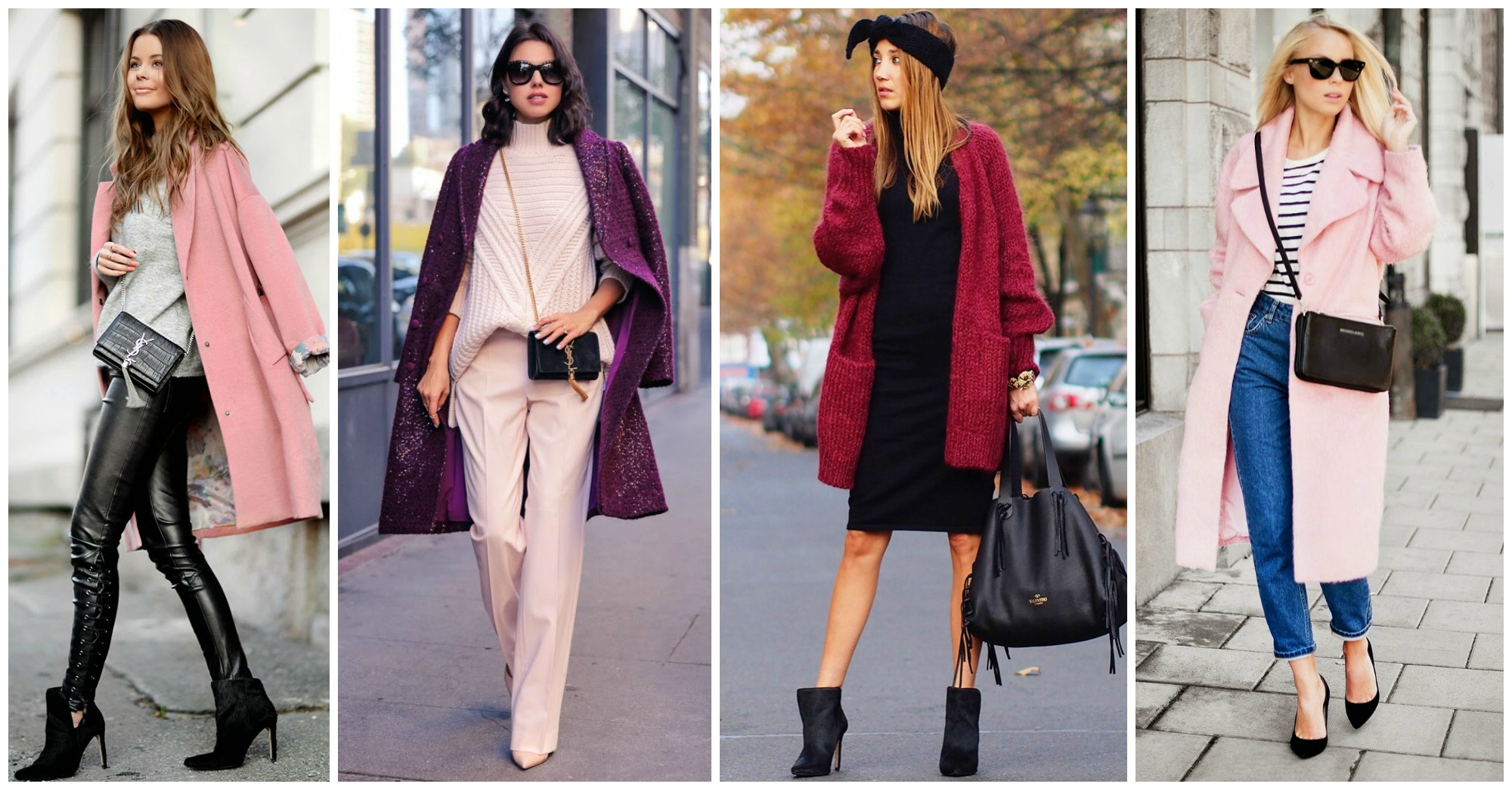 Classy and Elegant Street Style Outfits to Wear Now