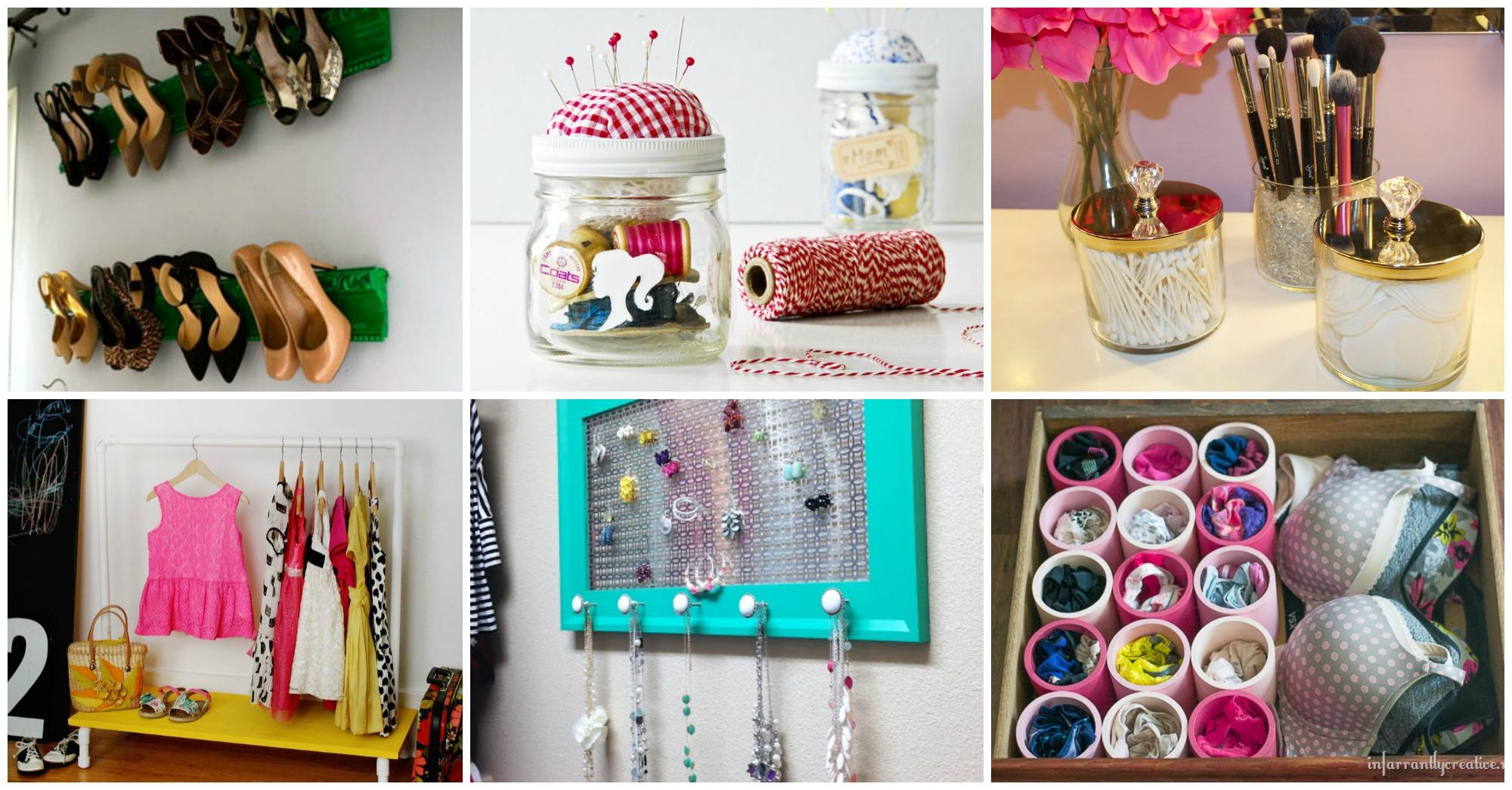 Fantastic DIY Ideas Every Woman Should See