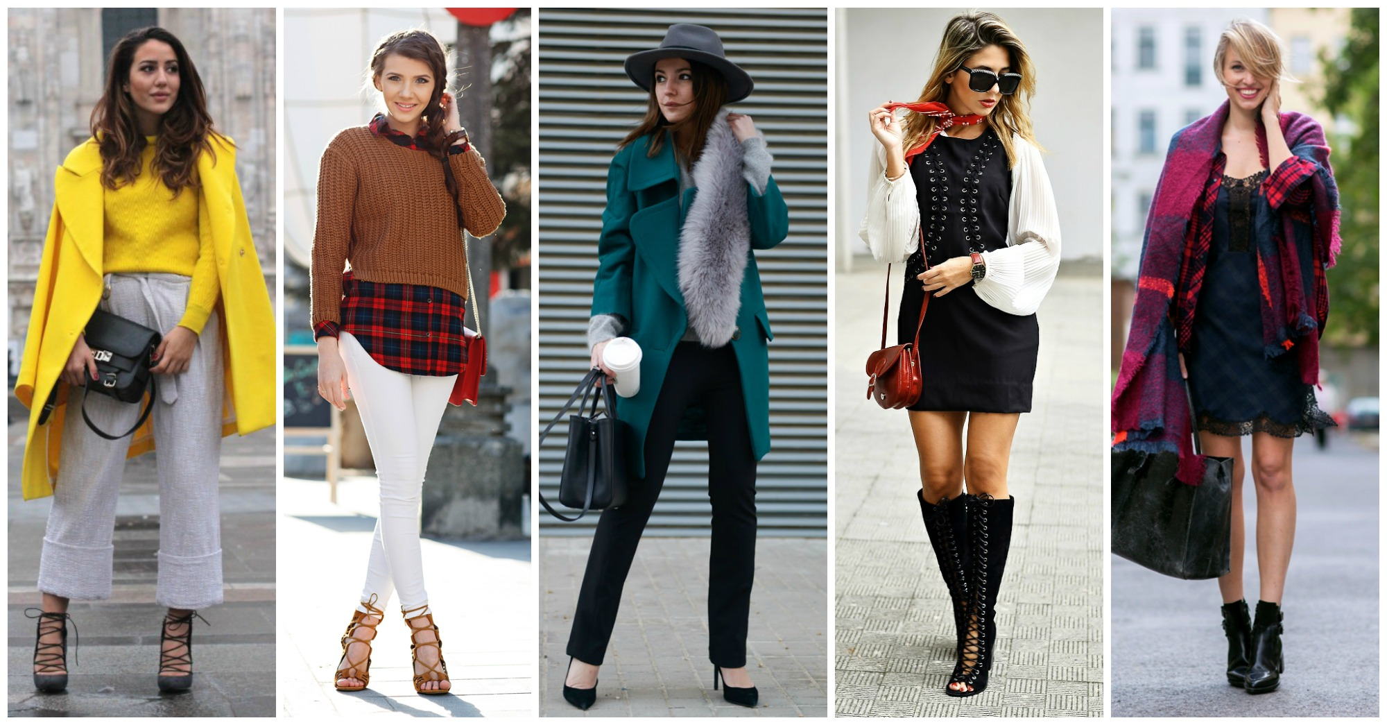 25 Ways to Dress Yourself With Fall Colors