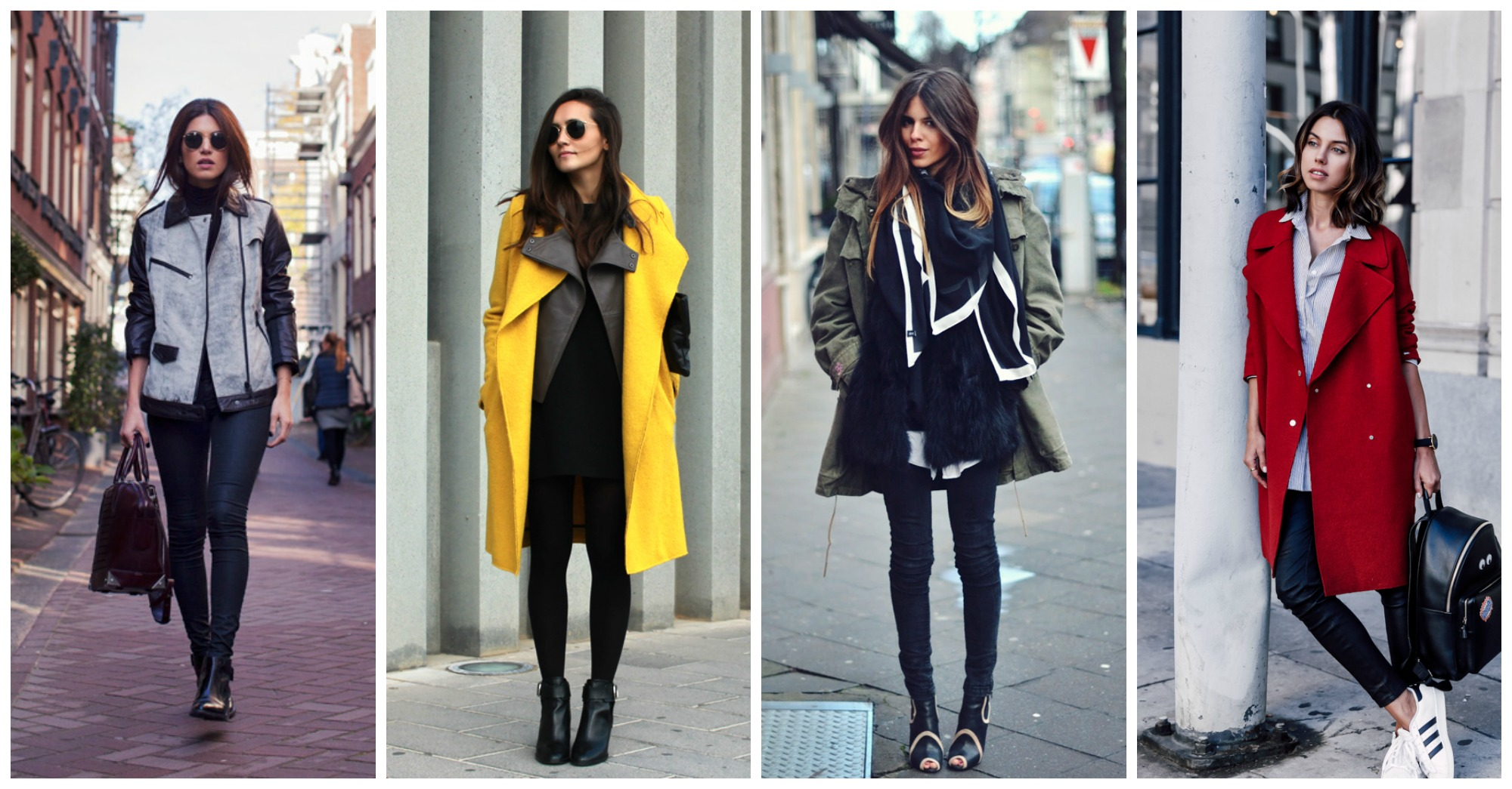 15 Interesting Ways to Layer Your Clothes This Fall