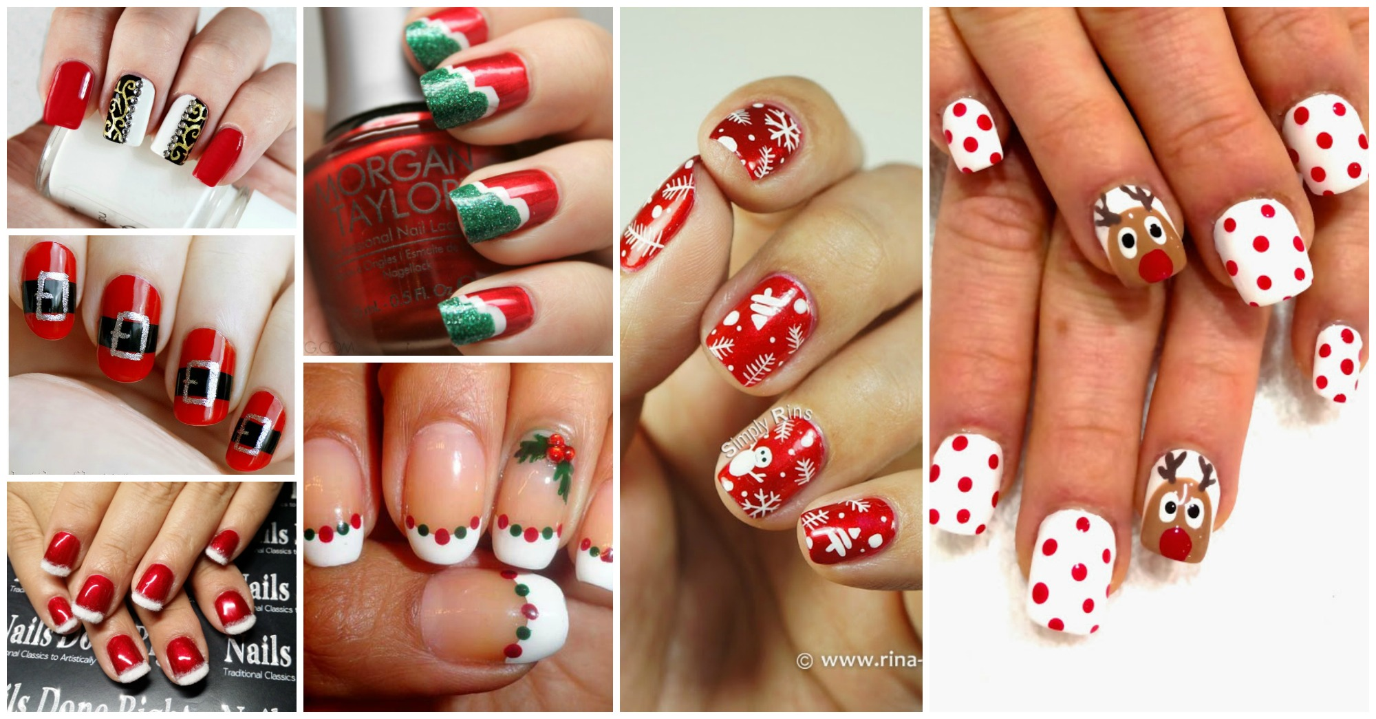 Cute Christmas Nail Designs That Will Amaze You