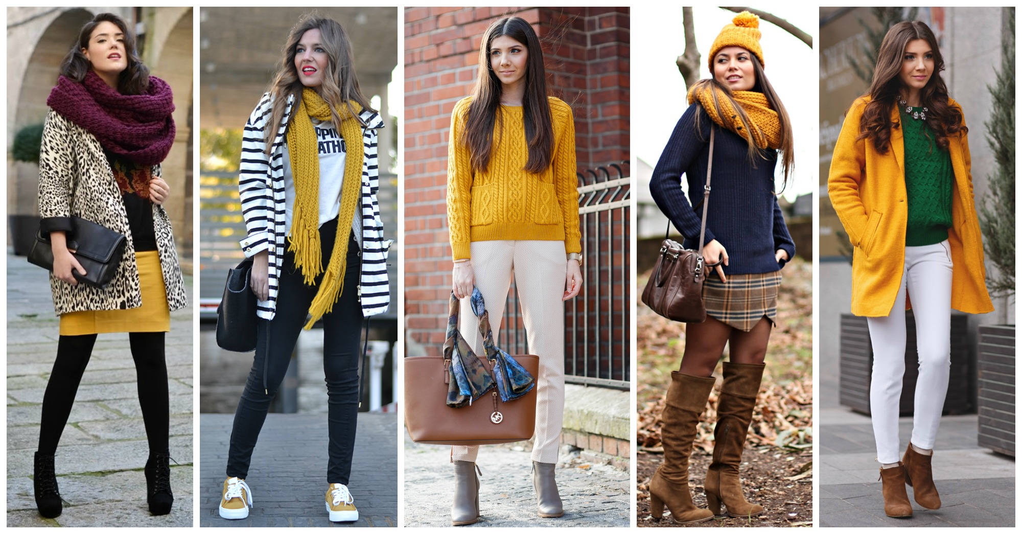 Lovely Ways to Style Yellow This Season
