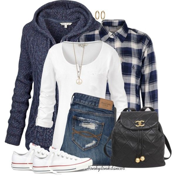 Casual Winter Polyvore Outfits That Will Keep You Warm
