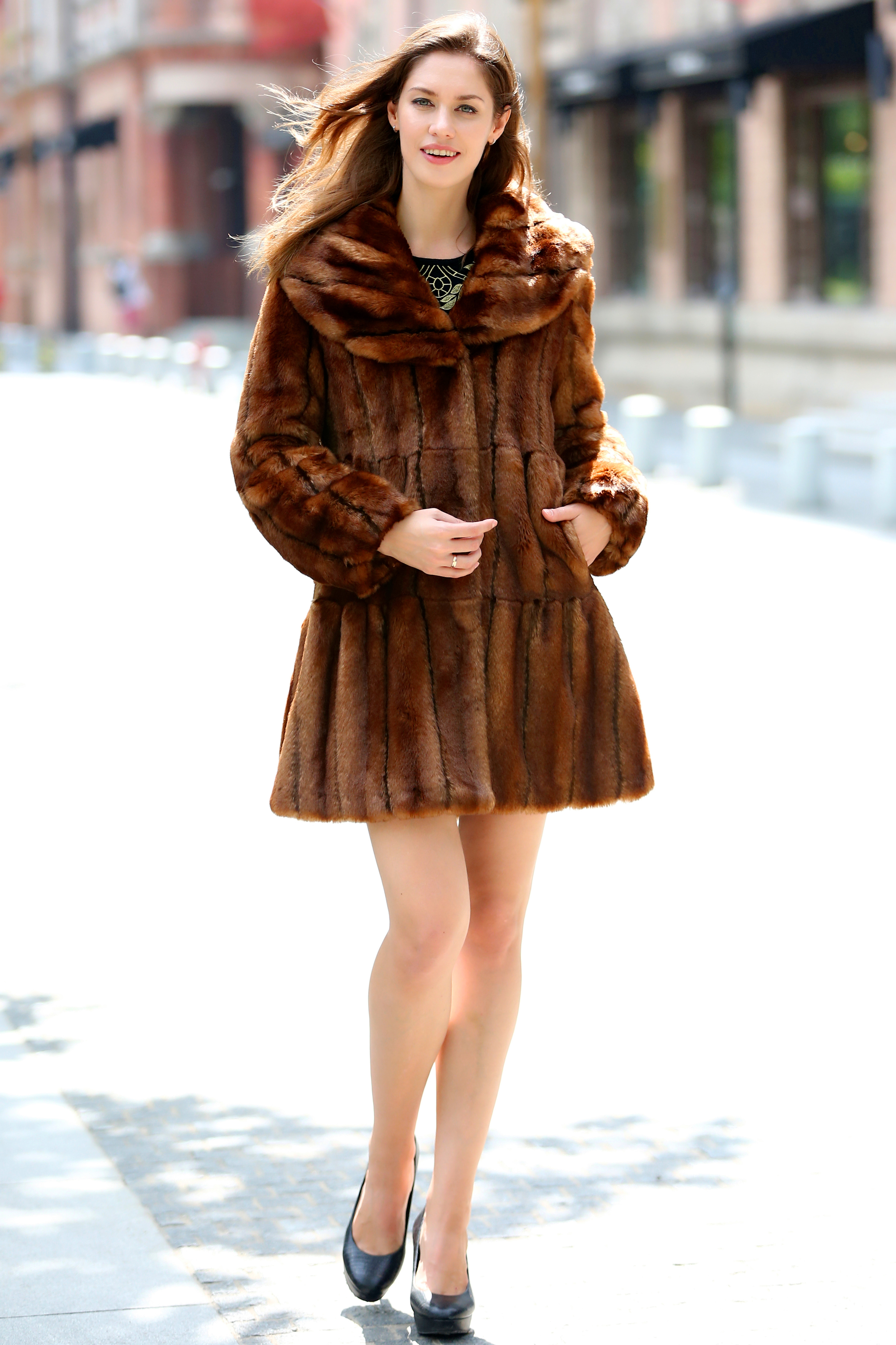 Trendy and Chic Faux Fur Coats to Update Your Winter Attire