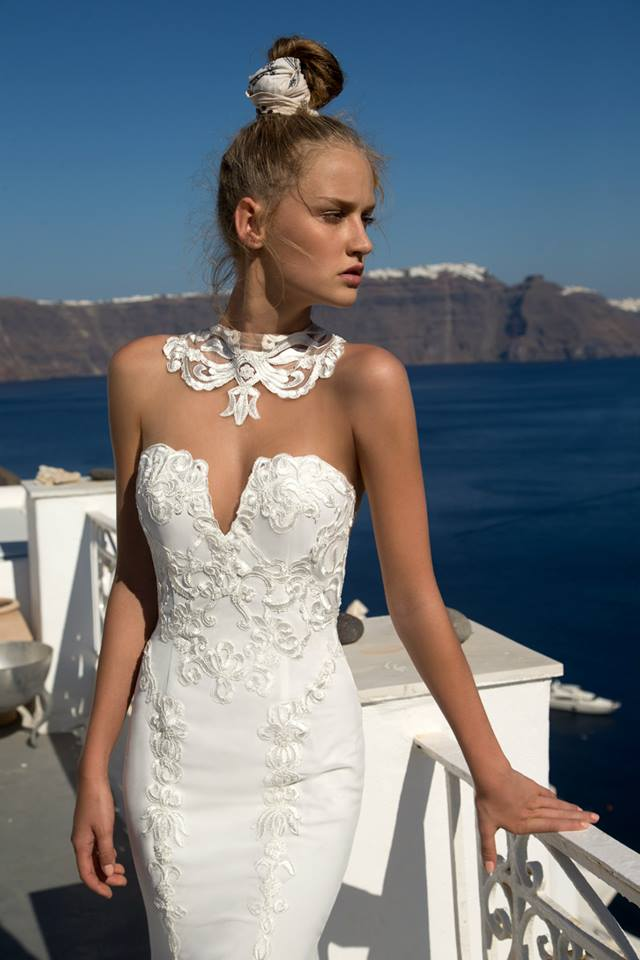 Fascinating Bridal 2016 Collection by Keren Mor Yossef