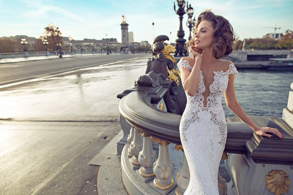 Fascinating Wedding Dress Collection 2016 by Dimitrius Dalia