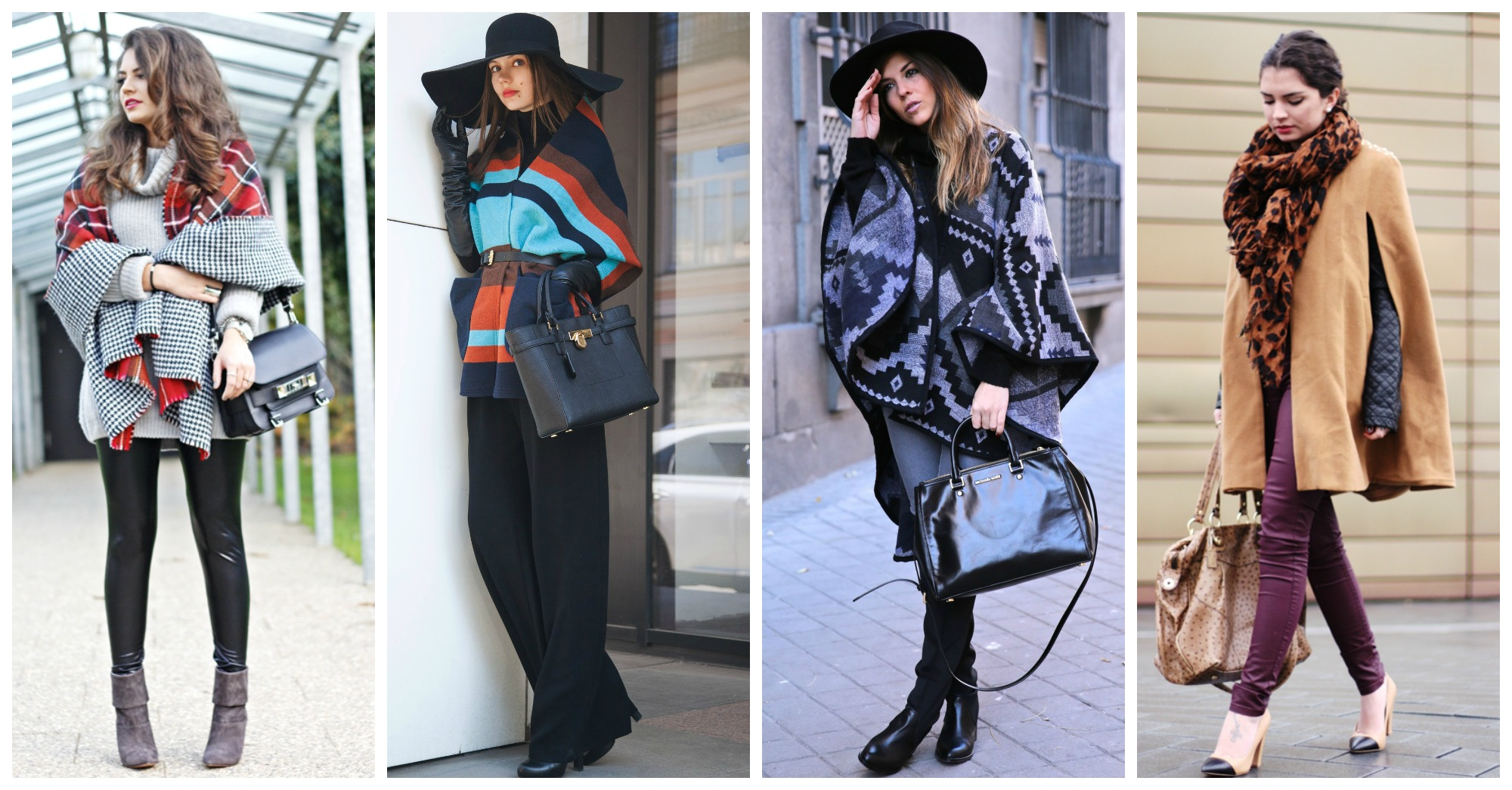 10 Fabulous Capes to Wear This Winter