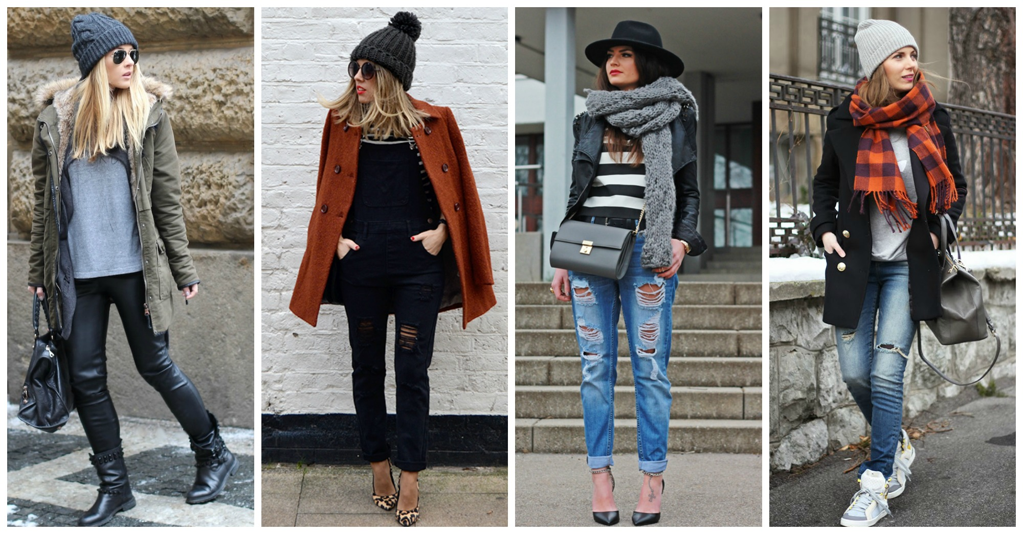 Chic Hats to Wear This Winter