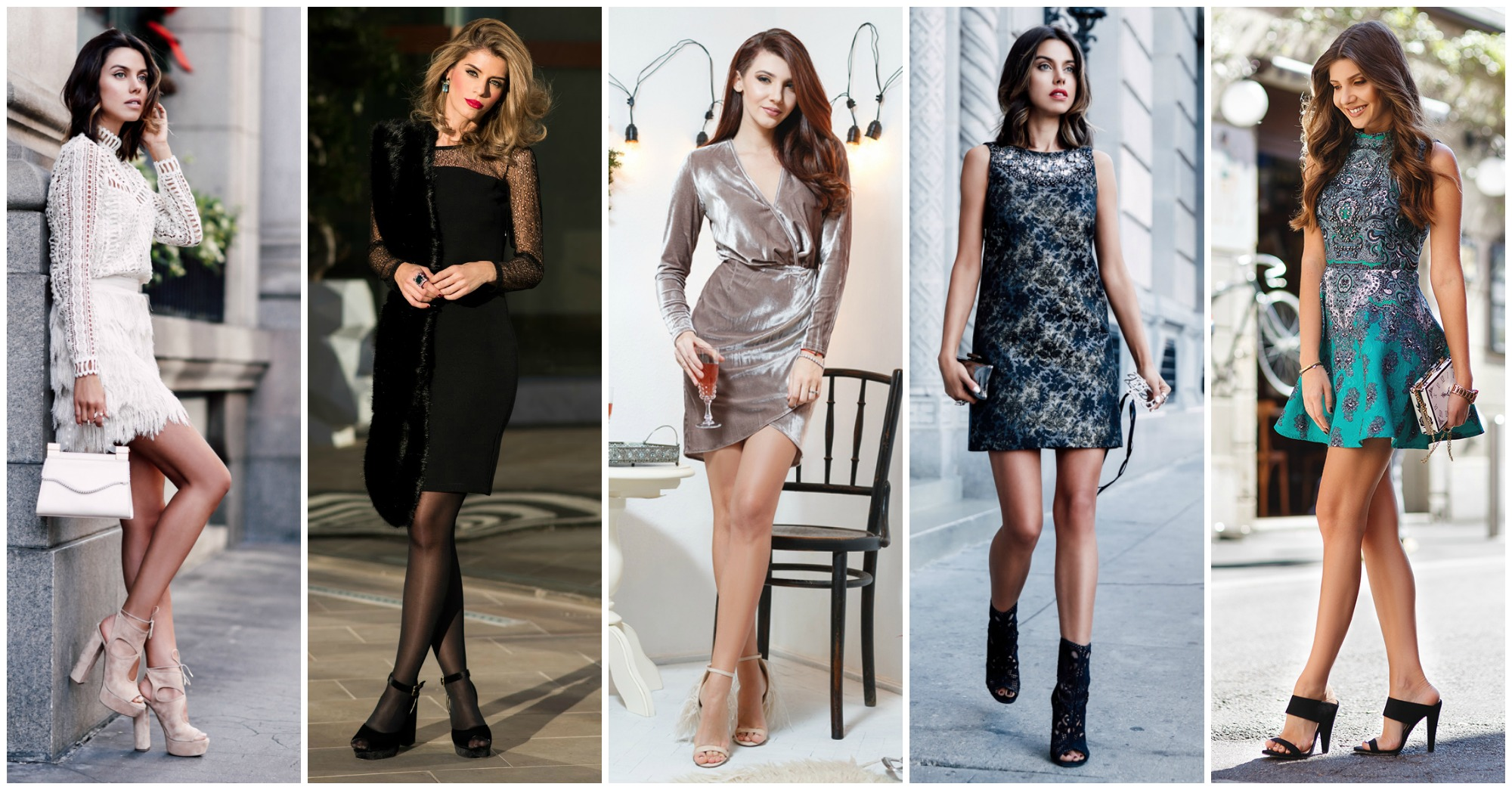 Charming New Year's Eve Looks That Will Impress You