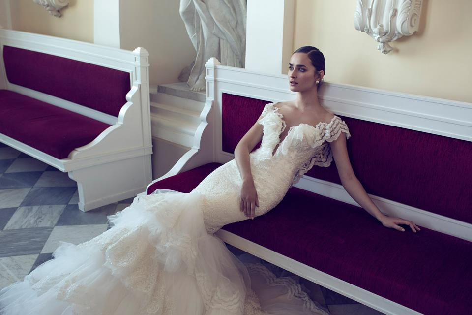 The White Heart – Timeless Wedding Dress Collection by Nurit Hen