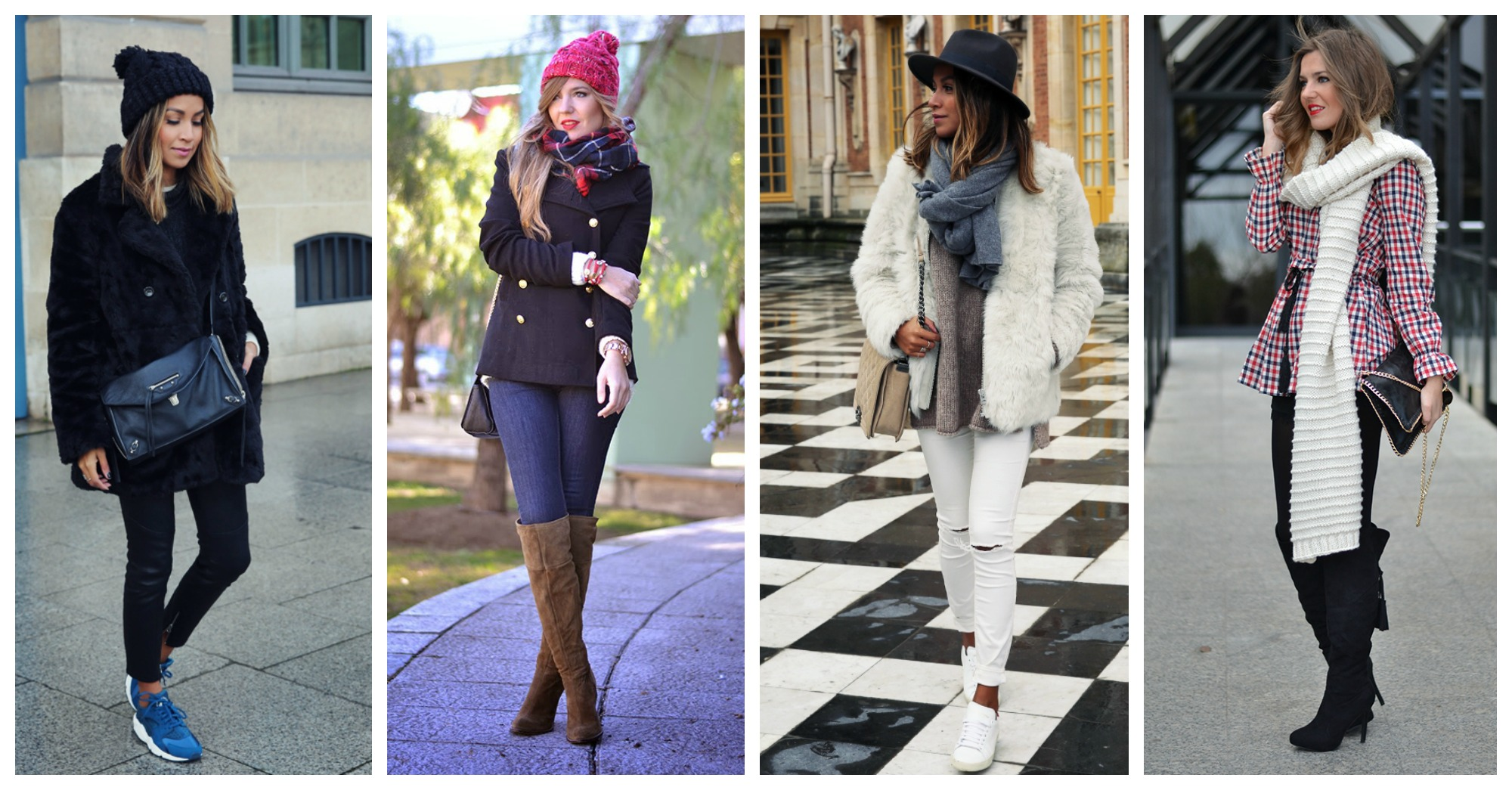 12 Winter Outfits to Travel the World with Style