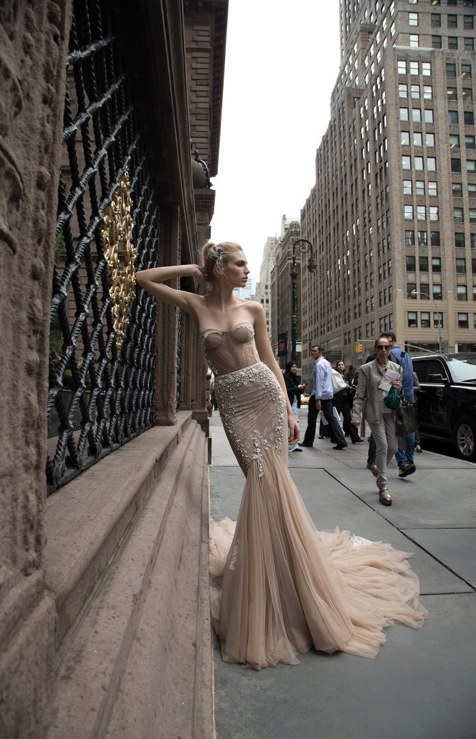 """New York"" – Timeless 2016 Collection by Inbal Dror"