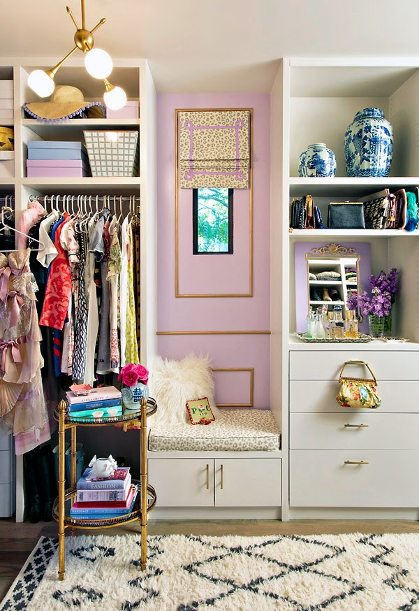 12 Stupendous Walk-In Closets That Will Amaze You