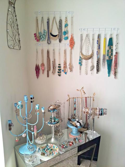 diy jewelry organizer18