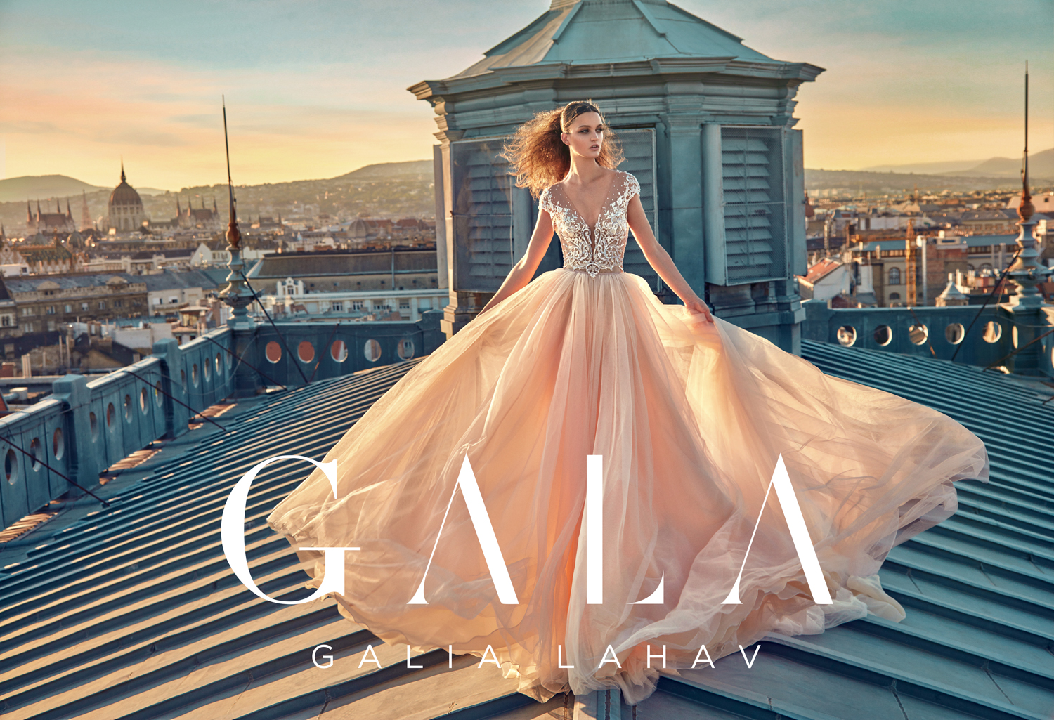 """GALA"" – First Ready-to-Wear Collection by Galia Lahav"