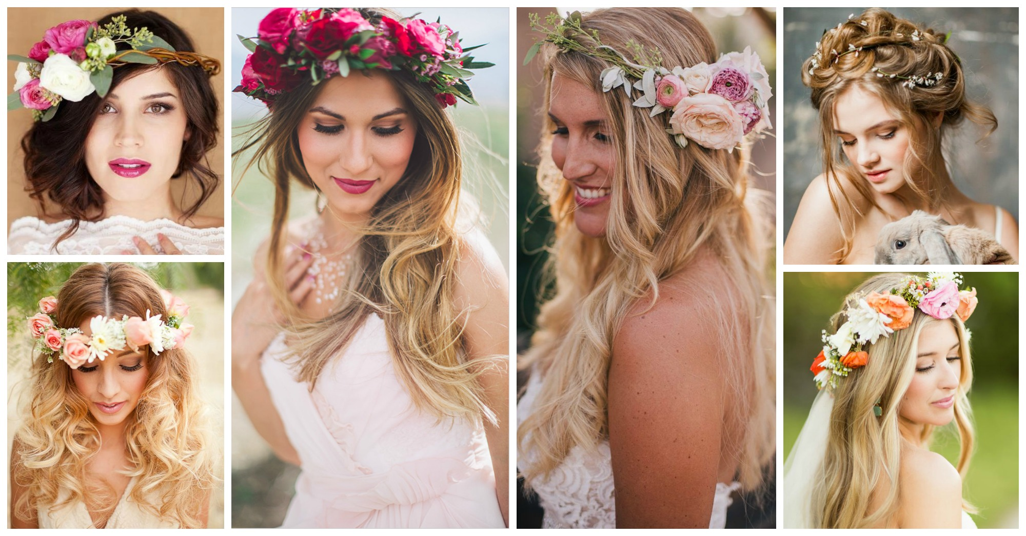 Romantic Boho Hairstyles Every Bride Should See