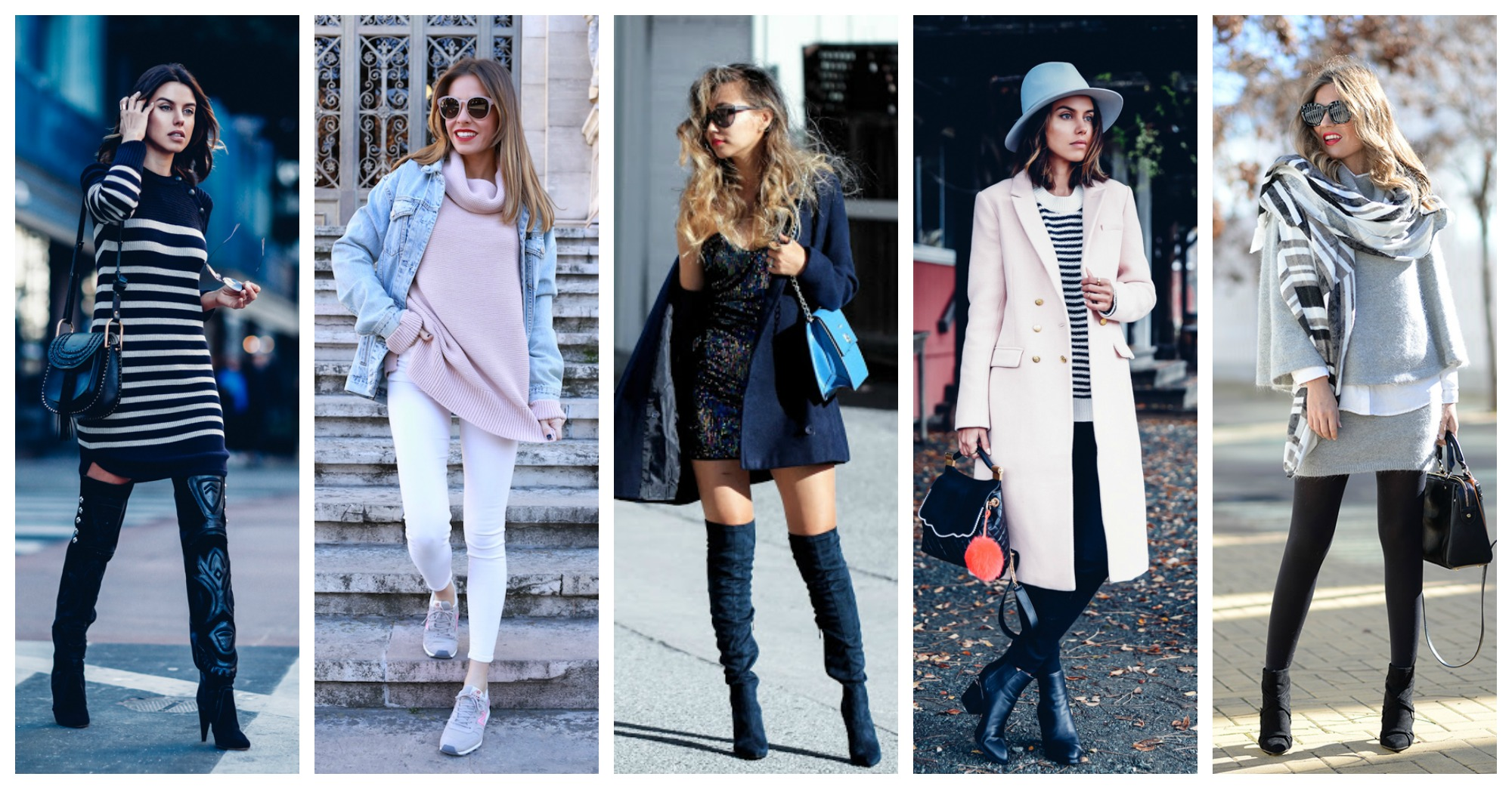 Stylish Outfits to Wear This Winter