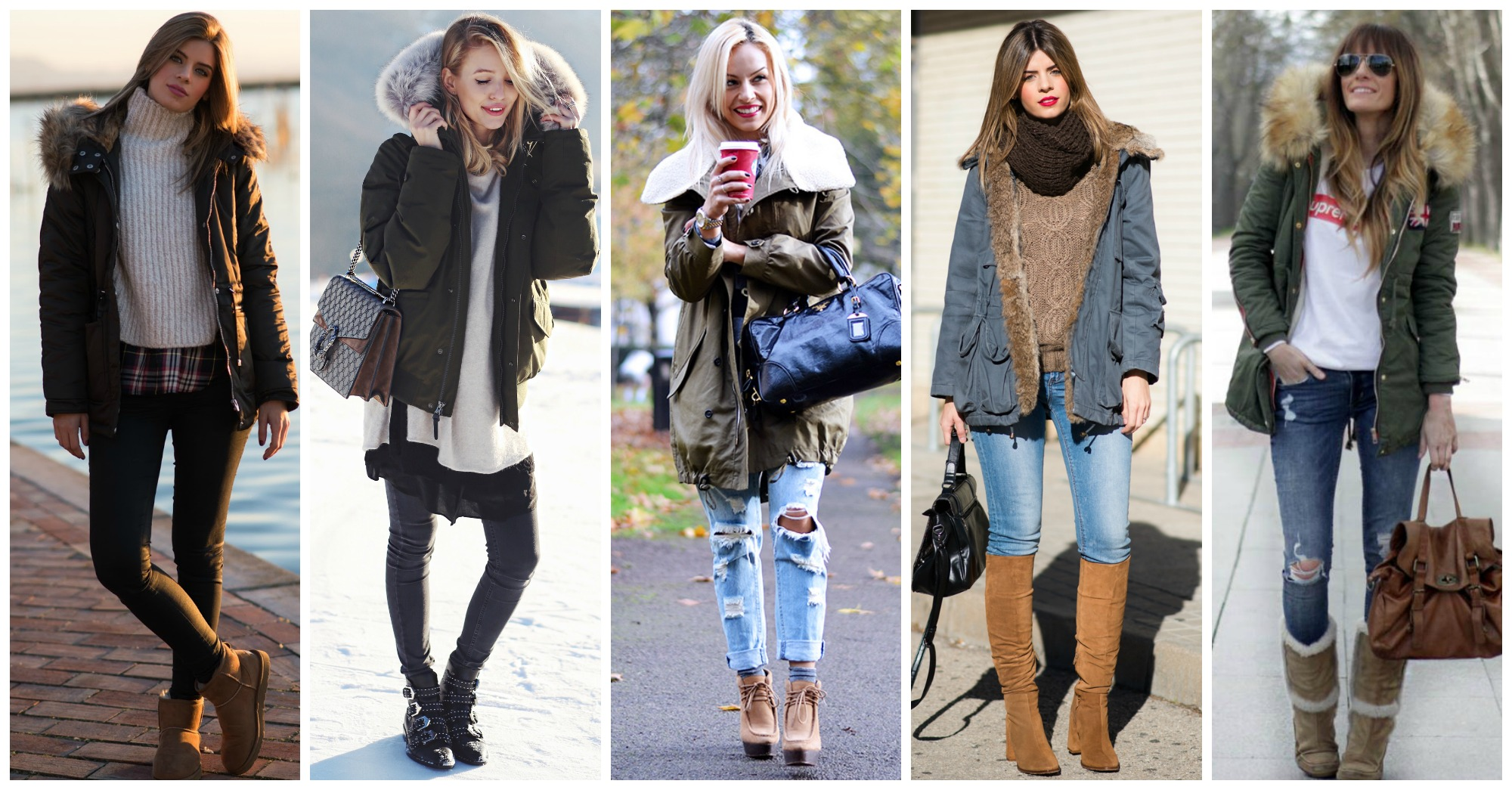 15 Amazing Ways to Wear Parka This Winter