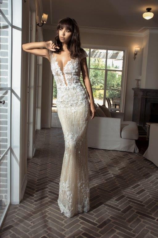 Timeless Wedding Dress 2016 Collection by Shlomit Azrad