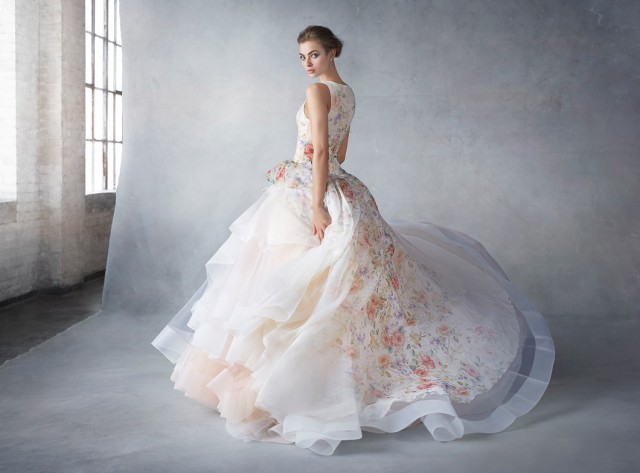 lazaro-bridal-silk-organza-floral-ball-jewel-dropped-tulle-horsehair-chapel-train-3613_zm