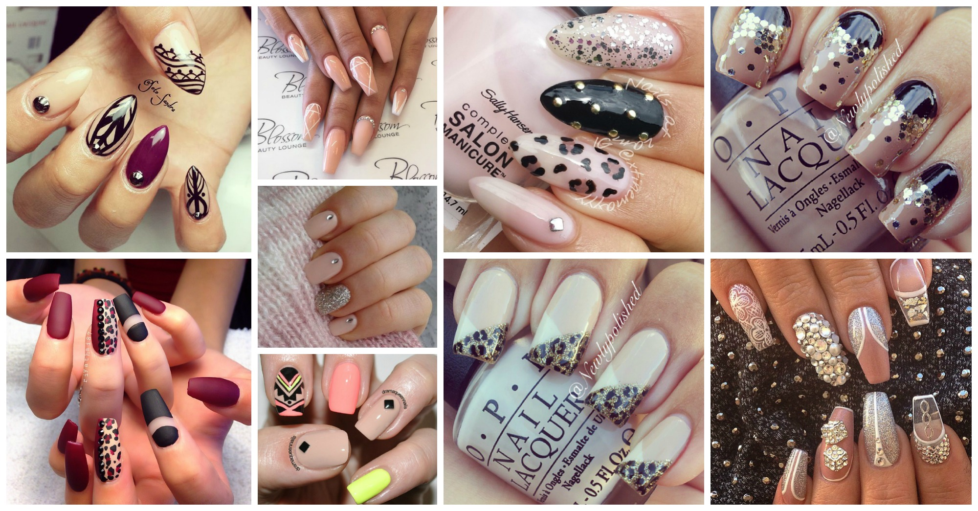 20 Lovely Beige Nail Designs To Copy This Spring