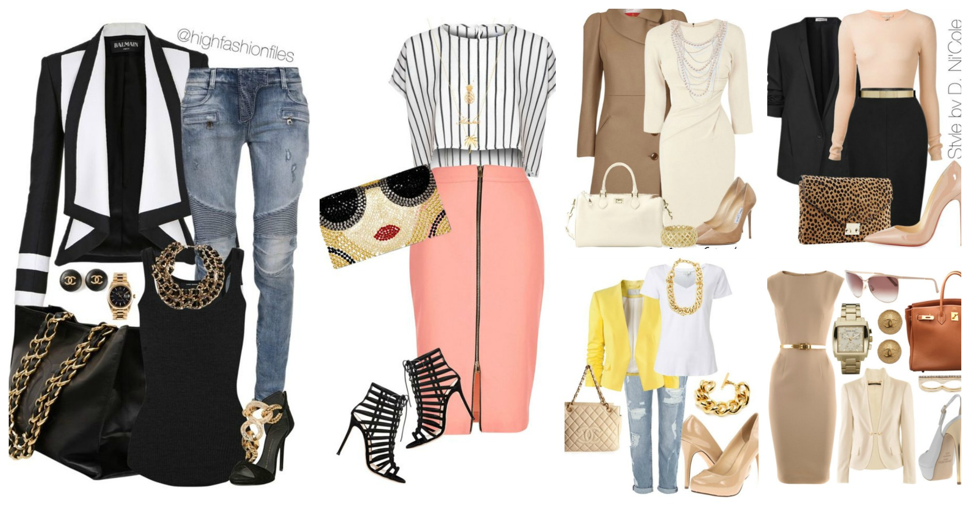 Elegant and Very Stylish Polyvore Outfits That Will Impress You