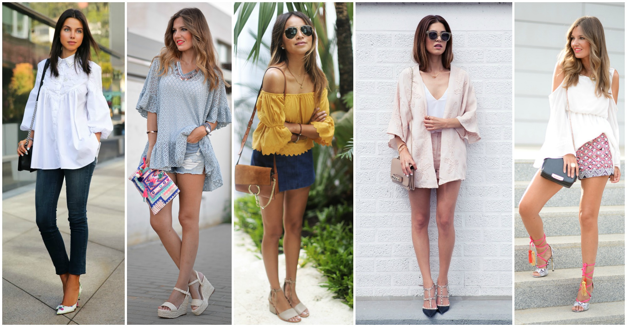 15 Outfits to Follow The Bell Sleeve Trend