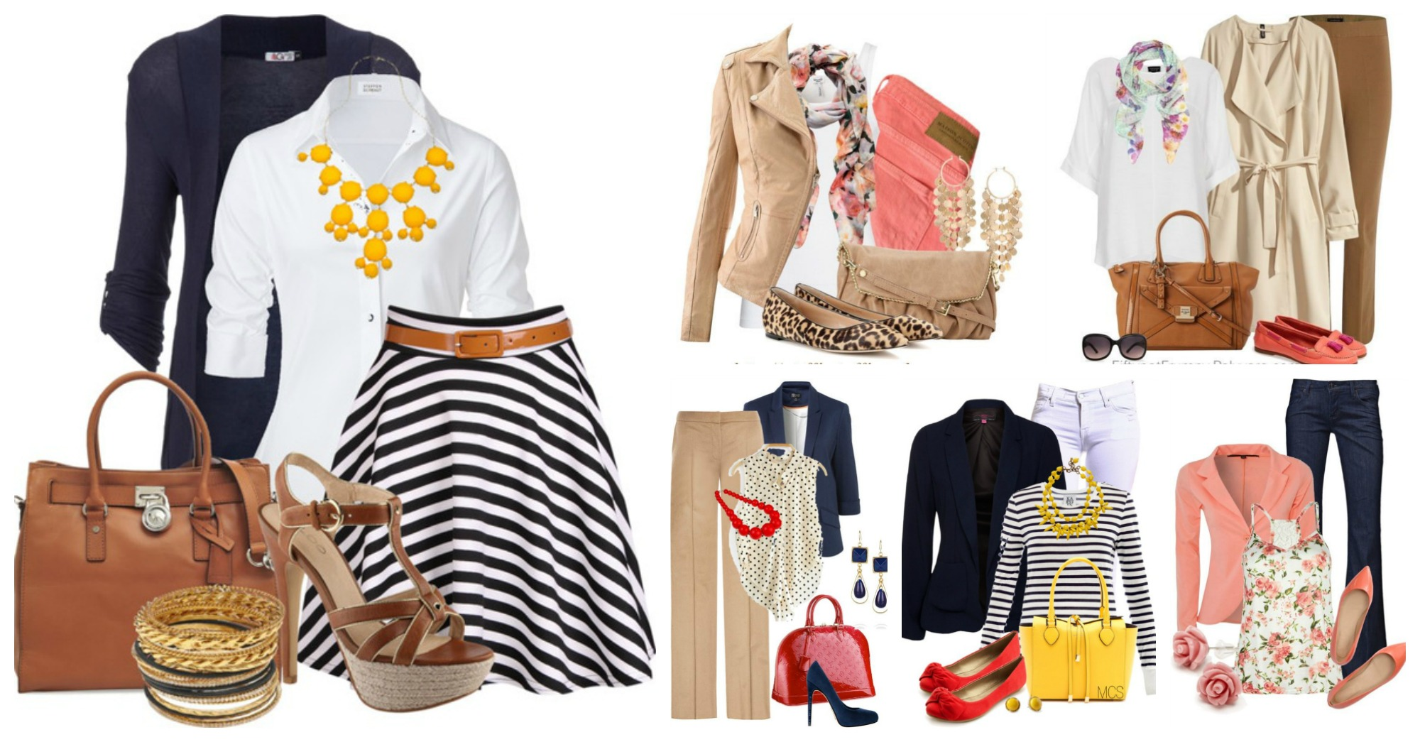 Stylish Early Spring Polyvore Outfits That Will Amaze You