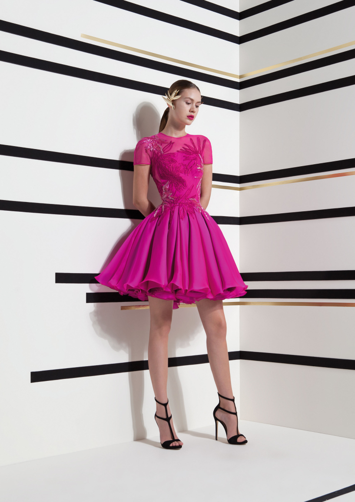 Glamorous Ready-to-Wear 2016 Collection by Basil Soda