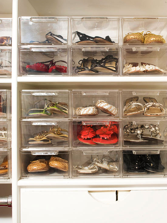 20 Creative Shoe Storage Ideas That Will Impress You