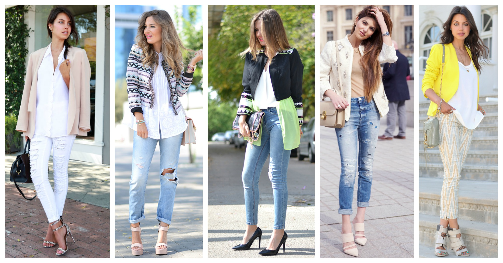 15 Fashionable Early Spring Outfits to Copy Right Now
