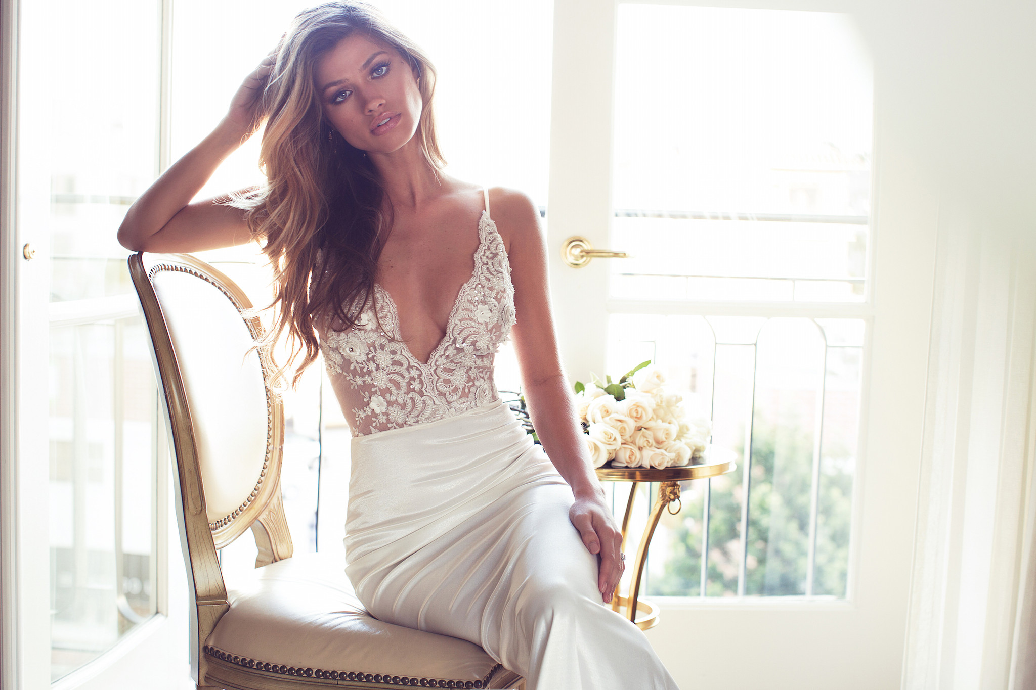 Timeless Wedding Dress 2016 Collection by Lurelly